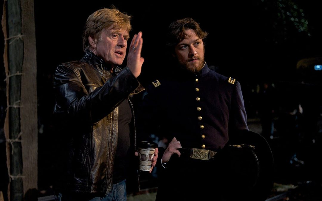 6 Filmmaking tips from Robert Redford 1/6